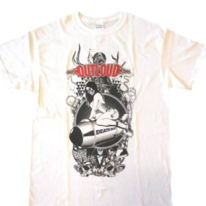 Outloud - Death Rock T-Shirt