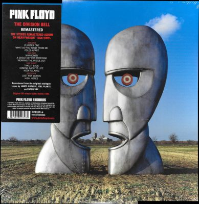 Pink Floyd - The Division Bell (Double LP)