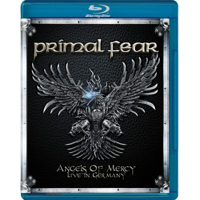 Primal Fear - Angels Of Mercy - Live In Germany (Bluray)
