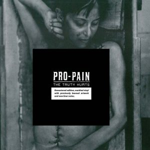 Pro-Pain - The Truth Hearts (LP & CD)