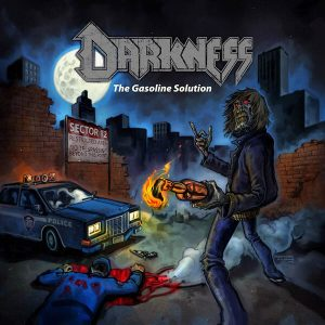 Darkness - The Gasoline Solution (LP)