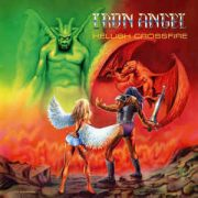 Iron Angel - Hellish Crossfire (Yellow LP)