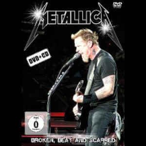 Metallica - Broken Beat And Scarred (DVD & CD)