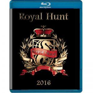 Royal Hunt - 2016 (Bluray)