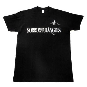 Sorrowful Angels - White Logo T-Shirt