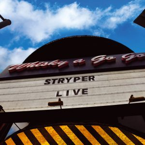 Stryper - Live At The Whiskey (Digipack CD & DVD)