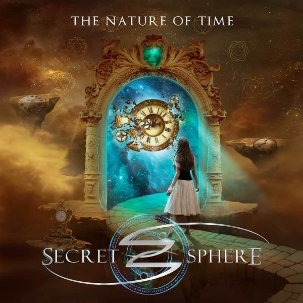 Secret Sphere - The Nature Of Time (Jewel Case CD)
