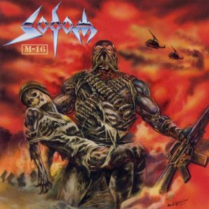 Sodom - M-16 (Jewel Case CD)
