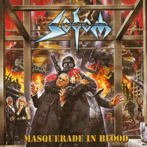 Sodom - Masquerade In Blood (Jewel Case CD)