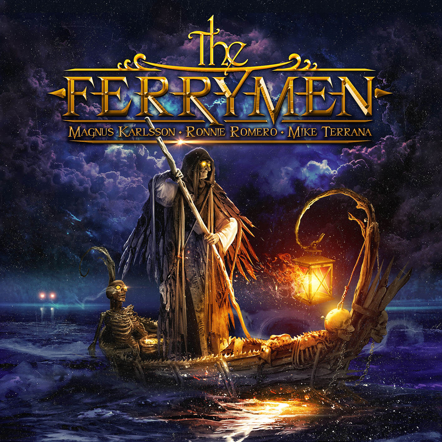 The Ferrymen - The Ferrymen (Jewel Case CD)