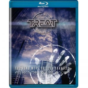 Treat - The Road More Or Less Traveled (Bluray)