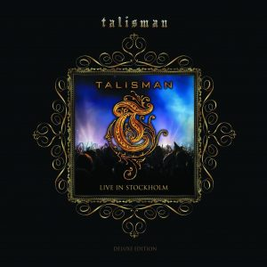 Talisman - Live in Stockholm (CD & DVD)