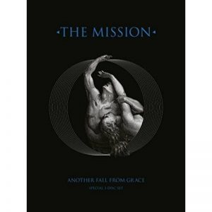 Mission - Another Fall From Grace (A5 Digipack Double CD & DVD)