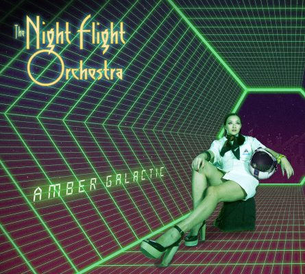 Night Flight Orchestra - Amber Galactic (Digipack CD)