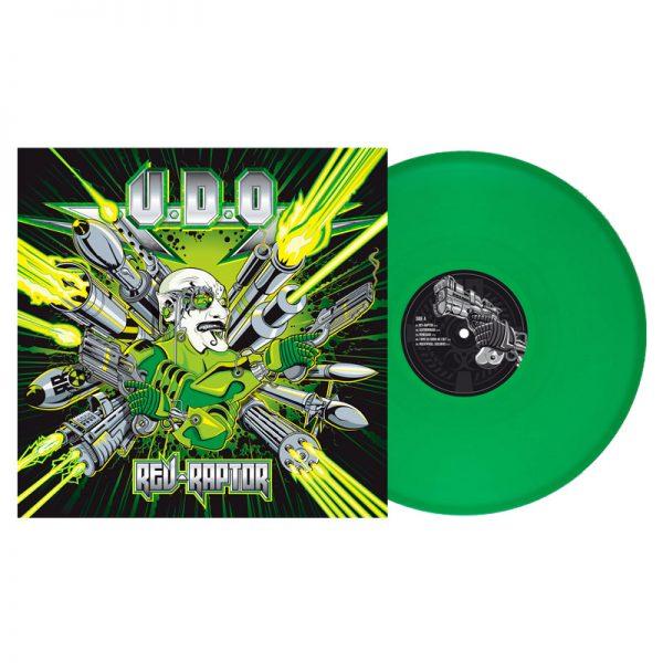 U.D.O. - Rev-Raptor (Green Clear LP)