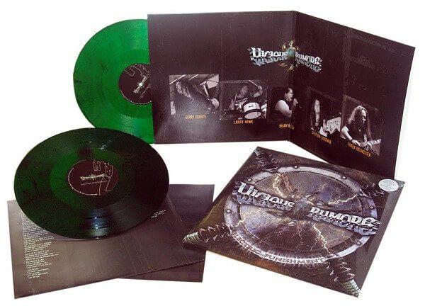 Vicious Rumors - Electric Punishment (Double LP)