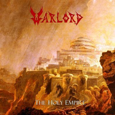 Warlord - The Holy Empire (Double Slipcase CD)