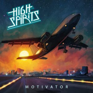 High Spirits - Motivator (LP)