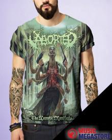 Aborted - The Necrotic Manifesto T-Shirt