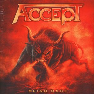 Accept ‎– Blind Rage (Double LP)