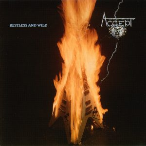 Accept ‎– Restless And Wild (CD)
