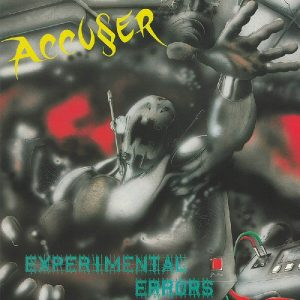 Accuser - Experimental Errors (LP)