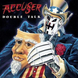 Accuser - Double Talk (LP)