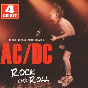 AC/DC - Rock And Roll (Digipack 4CD Set)