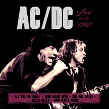 AC/DC - Live On Air 1986