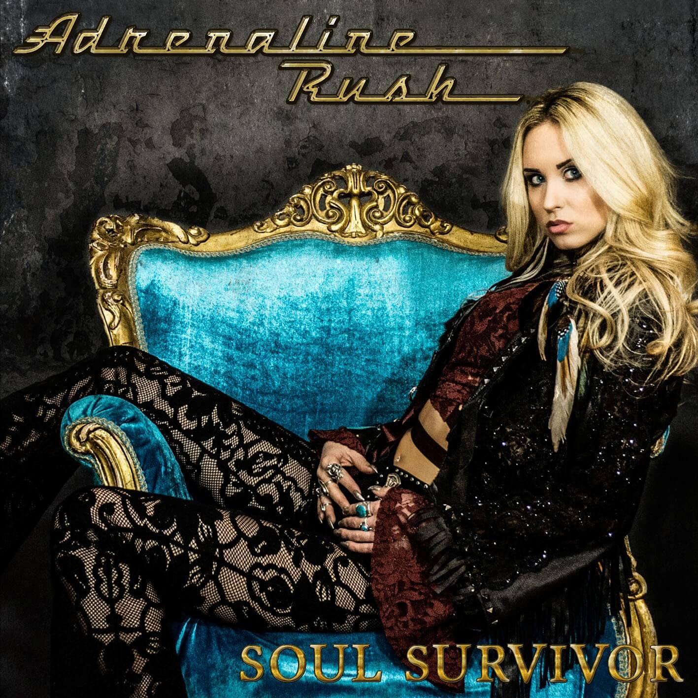 Adrenaline Rush - Soul Survivor (Jewel Case CD)