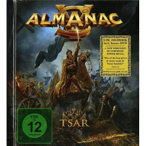 Almanac - Tsar (Digibook CD & DVD)