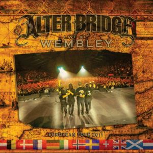 Alter Bridge - Live At The Wembley: European Tour 2011 (Digipack CD & Double DVD)