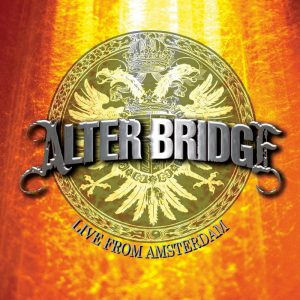 Alter Bridge - Live From Amsterdam (Digipack CD & DVD)