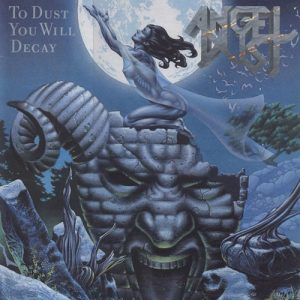Angel Dust - To Dust You Will Decay (LP)