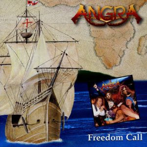 Angra - Freedom Call / Holy Live (Double CD)