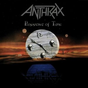 Anthrax - Persistence Of Time (Jewel Case CD)