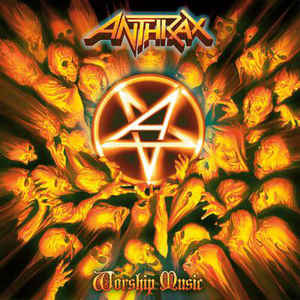 Anthrax -Worship Music (Double LP)