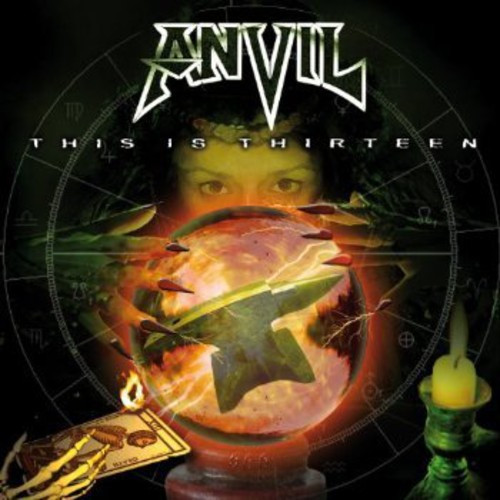 Anvil - This Is Thirteen (Digipack Case CD)