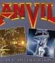 Anvil - Back To Basics / Still Going Strong (Digipack Double CD)