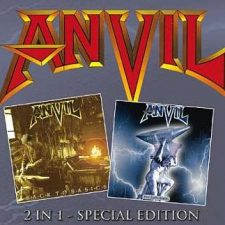 Anvil - Back To Basics / Still Going Strong (Digipack Double CD)