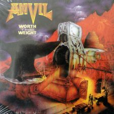 Anvil - Worth The Weight (Digipack CD)