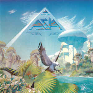 Asia - Alpha (Jewel Case CD)
