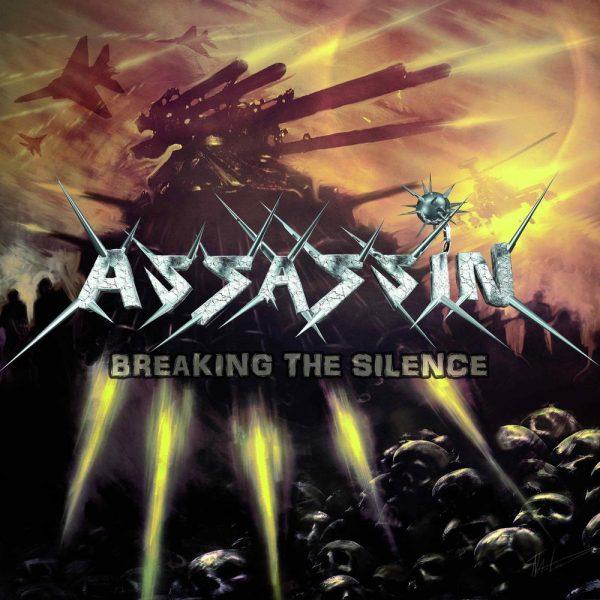 Assassin - Breaking The Silence (Jewel Case CD)