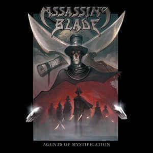 Assassins Blade - Agents Of Mystification (LP)