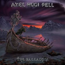Axel Rudi Pell - The Ballads V (Double Purple LP & CD)