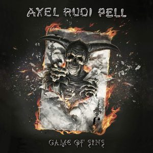 Axel Rudi Pell - Game Of Sins (Double LP & CD)