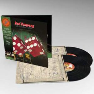 Bad Company - Straight Shooter (Double LP)