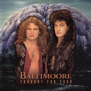 Baltimoore - Thought For Food (Jewel Case CD)