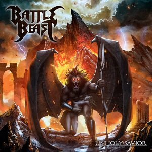 Battle Beast - Unholy Savior (LP)