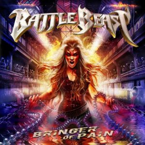 Battle Beast - Bringer Of Pain (Double Black LP)